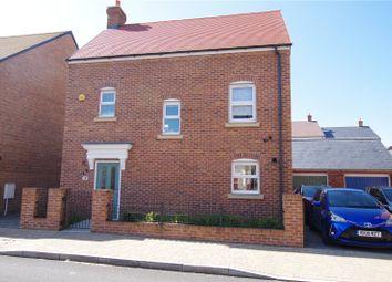 Thumbnail Detached house for sale in Culbone Road, Wichelstowe, Swindon, Wiltshire