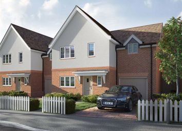 Thumbnail 3 bed semi-detached house for sale in Priors Hill, Hitchin, Hertfordshire