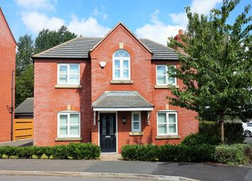 Thumbnail 4 bed detached house for sale in Shakespear Crescent, Birmingham