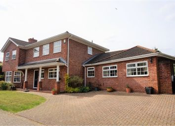 Thumbnail 4 bed detached house for sale in Providence Hill, Southampton