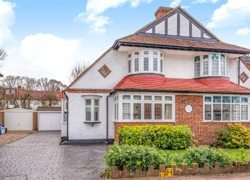 Thumbnail 3 bed semi-detached house for sale in Ronald Close, Beckenham