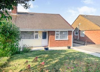 Thumbnail 3 bedroom semi-detached bungalow for sale in Broadway, Swindon