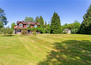 Thumbnail 5 bedroom detached house for sale in Ballsdown, Chiddingfold, Godalming, Surrey