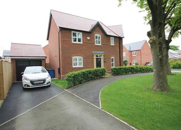 Thumbnail 3 bed semi-detached house for sale in Sergeant Drive, Paddington, Warrington