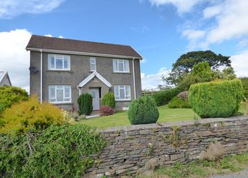 Thumbnail 3 bed detached house to rent in Salem Road, St Clears, Carmarthenshire