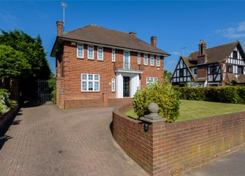 Thumbnail 4 bed detached house for sale in Victoria Avenue, Southend On Sea, Essex