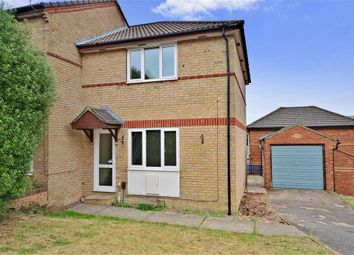 Thumbnail 2 bedroom semi-detached house for sale in Nelson Court, Cowes, Isle Of Wight