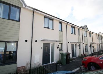 Thumbnail 2 bed terraced house for sale in Pennycross Close, Cherry Tree Gardens, Plymouth