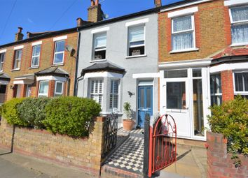 Thumbnail 4 bedroom terraced house to rent in Fortescue Road, Colliers Wood, London