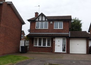 Thumbnail 3 bed property to rent in Crowberry Avenue, Northampton