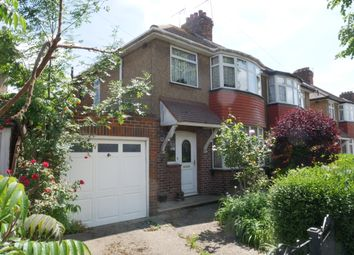 Thumbnail 3 bedroom semi-detached house for sale in Hitherbroom Road, Hayes