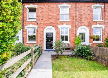 Thumbnail 2 bed terraced house for sale in Lansdowne Terrace, Worcester, Worcestershire