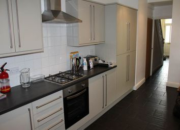 Thumbnail 7 bed property to rent in Llantrisant Street, Cathays, Cardiff
