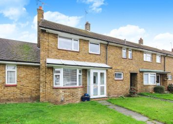 Thumbnail 4 bed terraced house for sale in Newington Close, Southend-On-Sea