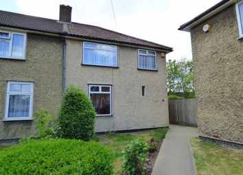 Thumbnail 3 bedroom property for sale in Rugby Road, Dagenham, Essex