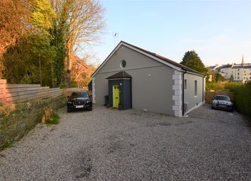 Thumbnail 3 bed detached bungalow for sale in Stuart Road, Stoke, Plymouth