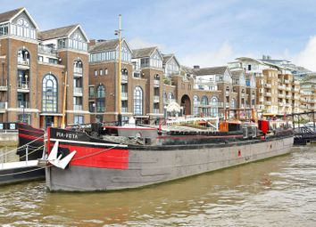 Thumbnail 2 bed houseboat for sale in Plantation Pier, Battersea