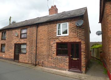 Thumbnail 2 bed end terrace house to rent in Alkington Road, Whitchurch, Shropshire