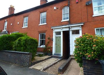 Thumbnail 4 bed terraced house to rent in Clarence Road, Harborne, Birmingham