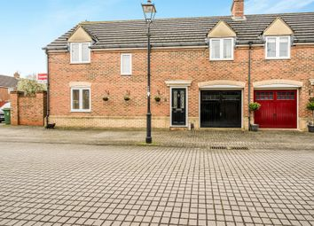 Thumbnail 3 bed semi-detached house for sale in Saunders Place, Aylesbury