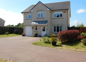 Thumbnail 5 bed detached house for sale in Craigleith Avenue, Portlethen, Aberdeen
