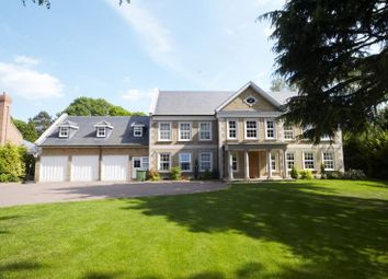 Thumbnail 6 bed property to rent in Eaton Park, Cobham, Surrey
