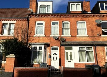 Thumbnail 4 bed terraced house to rent in Cromer Road, Birmingham
