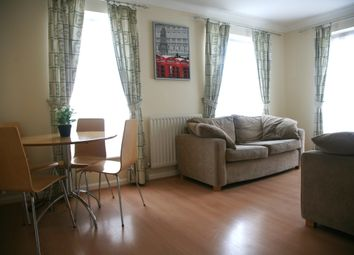 Thumbnail 2 bed flat for sale in Pankhurst Avenue, London