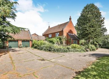 Thumbnail 5 bed detached house for sale in Harp Close, Fakenham