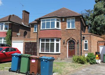 Thumbnail 4 bed detached house to rent in Maychurch Close, Stanmore