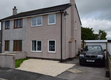 Thumbnail 3 bed semi-detached house for sale in Row Brow Park, Dearham, Maryport