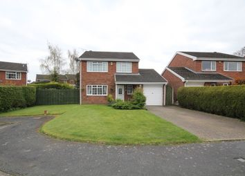 Thumbnail 4 bed detached house for sale in Malvern Drive, Gwersyllt, Wrexham