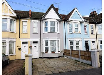Thumbnail 2 bed terraced house for sale in Victoria Road, Southend-On-Sea