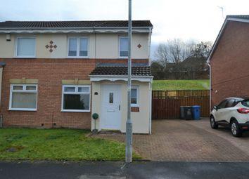 Thumbnail Semi-detached house for sale in Skye Wynd, Hamilton, Lanarkshire