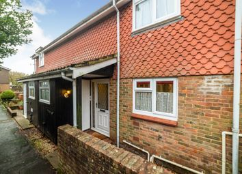Thumbnail 3 bed end terrace house for sale in Peckham Close, Lewes