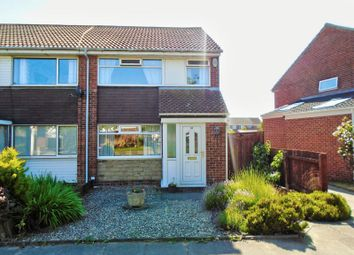 Thumbnail 3 bed terraced house to rent in Addington Drive, Blyth