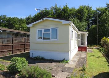 Rawlins Park, Avebury, Marlborough SN8. 2 bed mobile/park home for sale