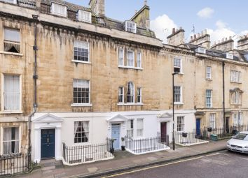 Thumbnail 5 bedroom town house for sale in New King Street, Bath