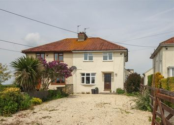 Thumbnail 3 bed semi-detached house for sale in 2 Badgworth Lane, Badgworth, Somerset