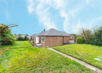 Thumbnail 2 bed detached bungalow for sale in Stratford Avenue, Bury, Lancashire