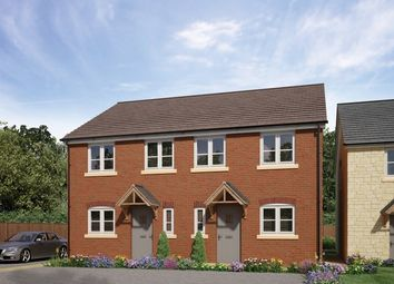 Thumbnail 2 bed semi-detached house for sale in The Cavan, Willowbrook Gardens, Fenny Compton Warwickshire