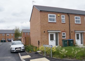 Thumbnail 2 bedroom semi-detached house to rent in Silver Birch Avenue, Canley, Coventry