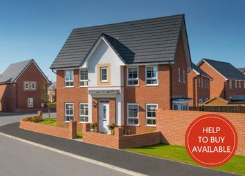 "Thumbnail 3 bedroom semi-detached house for sale in ""Morpeth 2"" at Tenth Avenue, Morpeth"
