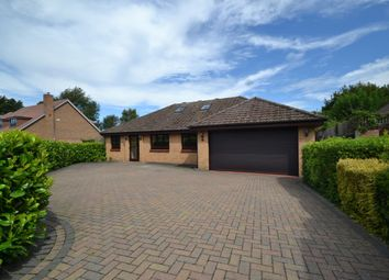 Thumbnail 4 bedroom bungalow for sale in Lambourn Way, Lordswood, Chatham