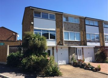 Thumbnail 3 bed end terrace house to rent in Louise Gardens, Rainham