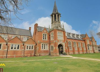 Thumbnail 1 bed flat for sale in Plot 12, King Edward VI School, London Road, Retford