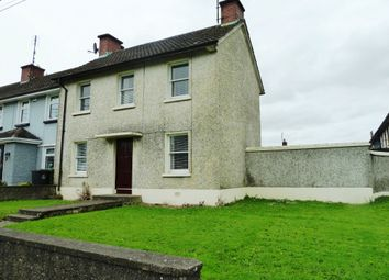 Thumbnail 2 bed end terrace house for sale in 12 Cearnog Brugha, Drogheda, Louth