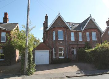 Thumbnail 4 bed semi-detached house to rent in Haywards Road, Haywards Heath