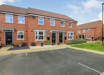 Thumbnail 3 bed terraced house for sale in Willow Place, Knaresborough