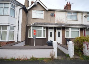 Thumbnail 2 bed terraced house for sale in Church Street, Ellesmere Port